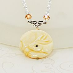 Roland, Roland, Roland.. Keep that Bunny Rollin' Rabbit Necklace Christmas in July Sale.