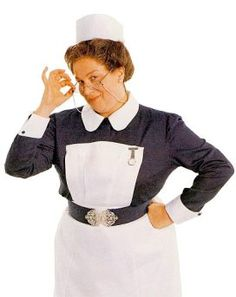 Pam Ferris as a Matron in a one-off Comedy Playhouse TV pilot from From Steve. Nurses, Pilot, Comedy, Tv Shows, British, Celebrity, Change, Actresses, Actors