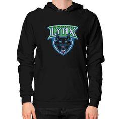 Minnesota Lynx Hoodie (on man) Shirt
