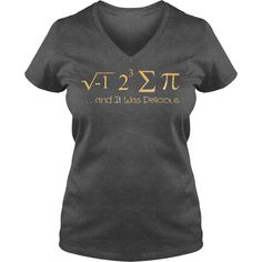 I Ate Some Pie And It Was Delicious Math TShirt #gift #ideas #Popular #Everything #Videos #Shop #Animals #pets #Architecture #Art #Cars #motorcycles #Celebrities #DIY #crafts #Design #Education #Entertainment #Food #drink #Gardening #Geek #Hair #beauty #Health #fitness #History #Holidays #events #Home decor #Humor #Illustrations #posters #Kids #parenting #Men #Outdoors #Photography #Products #Quotes #Science #nature #Sports #Tattoos #Technology #Travel #Weddings #Women