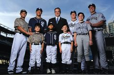 November 9, 2011: The Padres unveiled their 2012 uniforms and logos, with a more traditional baseball look.