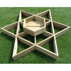 octagan raised beds - Google Search