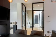 Stahl tür / stalen deuren Divider, Modern, Room, Furniture, Design, Home Decor, Bedroom, Trendy Tree, Decoration Home