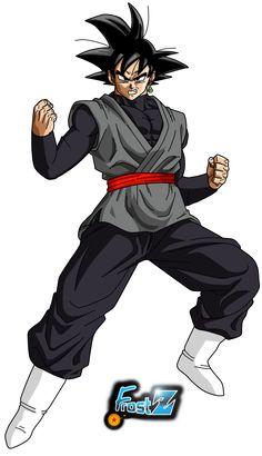 Goku Black by Frost-Z