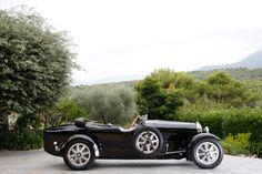 1928 Bugatti 43 Grand Sport