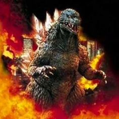 Godzilla Franchise, Cool Monsters, Sci Fi, Lion Sculpture, Hero, Statue, Animals, Science Fiction, Animales