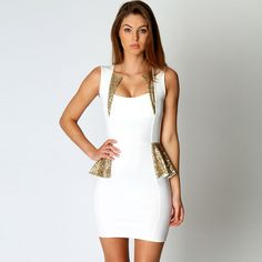 Find More Information about 2014 new women's fashion sexy tight dress flouncing Slim Body sleeveless tank dress Ruffles mini dress HF2921 Free Shipping ,High Quality dress babydoll,China dress code evening casual Suppliers, Cheap dress stretch from Heartbeat  Fashion on Aliexpress.com