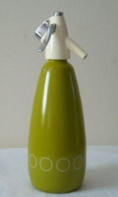 1970's BOC Sparklets soda syphon