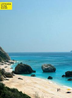 Kalamitsi | Discover the stunning beaches of Lefkada