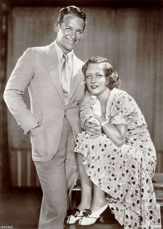 Joan Crawford and her husband Douglas Fairbanks Jr. Hollywood Couples, Old Hollywood Stars, Old Hollywood Glamour, Hollywood Actor, Golden Age Of Hollywood, Classic Hollywood, Vintage Hollywood, Hollywood Pictures, Old Movie Stars