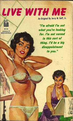 www.sluttons.com www.etsy.com/shop/sluttons #sluttons - vintage trashy pulp novel pins for all!
