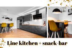 #IXINA #IXINAclara #IXINAkitchen #linekitchen #graykitchen #germankitchens #modernkitchen #kitchendesign #kitchenfurniture #kitchenideas #kitchendecor #kitchengermandesign #bucatarieIXINA #bucatariemoderna Snack Bar, Modern, Snacks, Furniture, Kitchen, Table, Design, Home Decor, Trendy Tree