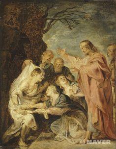 루브르 박물관에 전시된 페테르 파울 루벤스의 《라자로의 부활》은 미완성작으로 보인다. 그림이 완성되었더라면 배경과 등장 인물들의 옷주름이 훨씬 풍부하고 깊은 색감을 연출했을 것이다. 또한 등장 인물들의 눈빛과 표정도 반짝이는 생동감을 더했을 것이다. 그러나 이 그림이 미완성 작품이기에 시사하는 바도 적지 않다. 가령 성서에 나오는 줄거리를 바탕으로 극적인 장면의 긴장감을 최대치로 끌어올리기 위해 구성을 짜는 방식, 밑그림을 전체 구성의 무게 균형에 맞추어 조금씩 교정해 가는 방식, 그리고 색감을 점진적으로 상승시키는 방식 등에 대한 중요한 증거가 미완성 그림을 통해 확보되기 때문이다