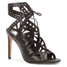 Dolce Vita Women's Helena Dress Sandal >>> Find out more details by clicking the image : Gladiator sandals Lace Up Sandals, Dress Sandals, Black Sandals, Gladiator Sandals, Stiletto Heels, Shoes Heels, Closed Toe Sandals, Dolce Vita Shoes, Ankle Straps
