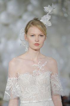 Mira Zwillinger NYFW Bridal SS2018 photos by Dan Lecca - Fashion Maniac