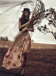 gvozdiShe: Country style: suede, fringes and freedom