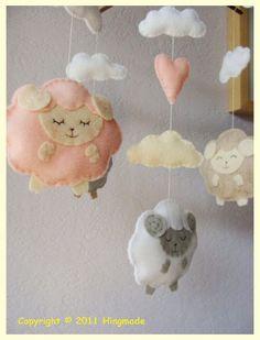 Colgante de ovejas