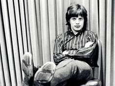 Mick Jagger then