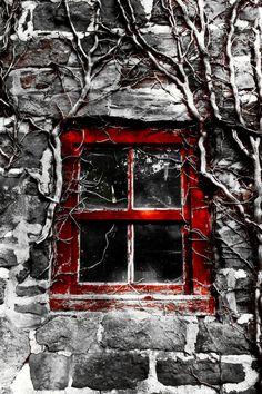 Barn Window  by Christopher Watson   #Photo #Photography