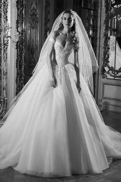 ELIE SAAB Ready-to-Wear Bridal | Spring 2019