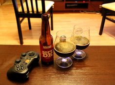Eviltwin Brewing Soft DK #beer #piwo #craftbeer #eviltwin #ris #imperialstout #gaming #joypad