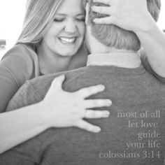 Bible Quotes, Bible verse, Bible verse about love, love quote, relationship quote, marriage quote. most of all let love guide your life Colossians 3:14