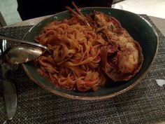 Lobster on the Shell - GoldenStarHotel, Peraia City Resort, Golden Star, Hotels And Resorts, Shells, Spaghetti, Food And Drink, Ethnic Recipes, Ideas, Shelled