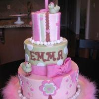 birdie-first-birthday-cake