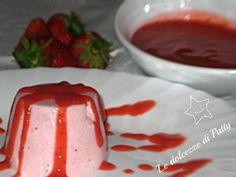 YOGURTOTTI ALLE FRAGOLE / ricetta dolce light