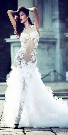 Sexiness | Wedding dresses