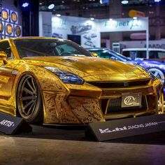 The National Modificator & Association (NMAA) is again surprising. This year at GIIAS. NMAA will display a car with a carved gold worth 1 million United States dollars (US), KUHL Racing R35 GT-R. The car came straight from ...