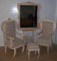Peque o y r stico div n madera mueble rustico cosas for Mueble tipo divan