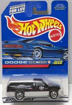(TAS034419) - 1998 Mattel Hot Wheels Die-Cast - Dodge Ram 1500