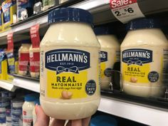 Run to Target for one of the lowest prices we have seen on Hellmann's Real Mayonnaise! Combine a sale price with a manufacturer coupon and two rebate offers to get the best deal. How To Make Mayonnaise, Amazon Free Shipping, Handbags Michael Kors, Bath And Body Works, African Fashion, Cool Things To Buy, 50th, Target, Branding