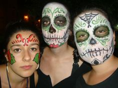 Face Painting... Maschere Messicane...