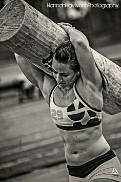 crossfitters:  Camille