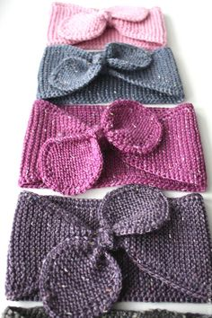 Caps and scarves handmade. Order Knitted headband for the girl.