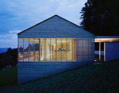Casas de estilo moderno por Dietrich   Untertrifaller Architekten ZT GmbH Estilo Nordico