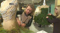 Local Designers Create Fashion, Holiday Decor At The Galleria