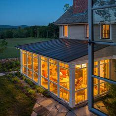 Boston Home screen porch Design Ideas, Pictures, Remodel and Decor