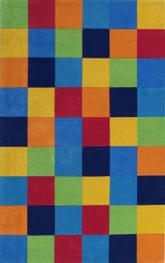 KAS Oriental Kidding Around Color Blocks Boys (416) Area Rugs