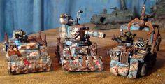 death+skulls+orks | 40K Hobby: Da Death Skulls | Warhammer 40k, Fantasy, Wargames ...