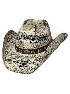 Bullhide Girl Next Door  - Straw Cowgirl Hat