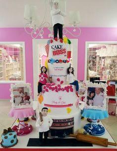 Cake Boss! - by Lucia Busico @ CakesDecor.com - cake decorating website