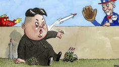 Kerry B. Collison Asia News: 'Beheading' Kim: Preemptive strikes are back and h...