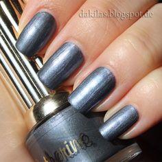 Dakila´s NailBlog - Catherine - 333 black pearl