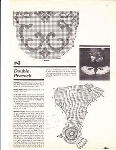 Crochet Doilies from my collection - diamondinapril - Picasa Webalbumok
