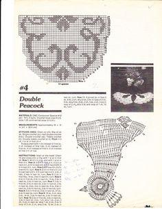 Crochet Doilies from my collection - diamondinapril - Picasa Webalbumok