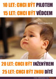 10 let: chci být pilotem Cute Quotes, Jokes, Lol, Let It Be, Funny, Minecraft, Movie Posters, Cute Qoutes, Husky Jokes