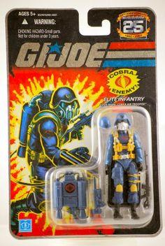 "G.I. JOE Hasbro 25th Anniversary 3 3/4"" Wave 4 Action Figure Cobra Air Trooper #GIJoe http://www.amazon.com/dp/B0010X41YW/ref=cm_sw_r_pi_dp_gH-Csb0D747KX6X1"